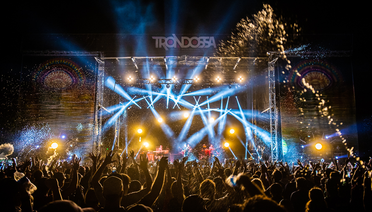 Trondossa 2018 Crowd Shot