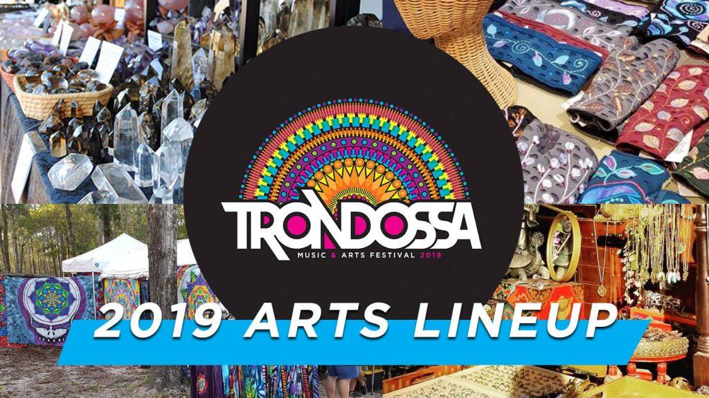 2019 Arts Lineup