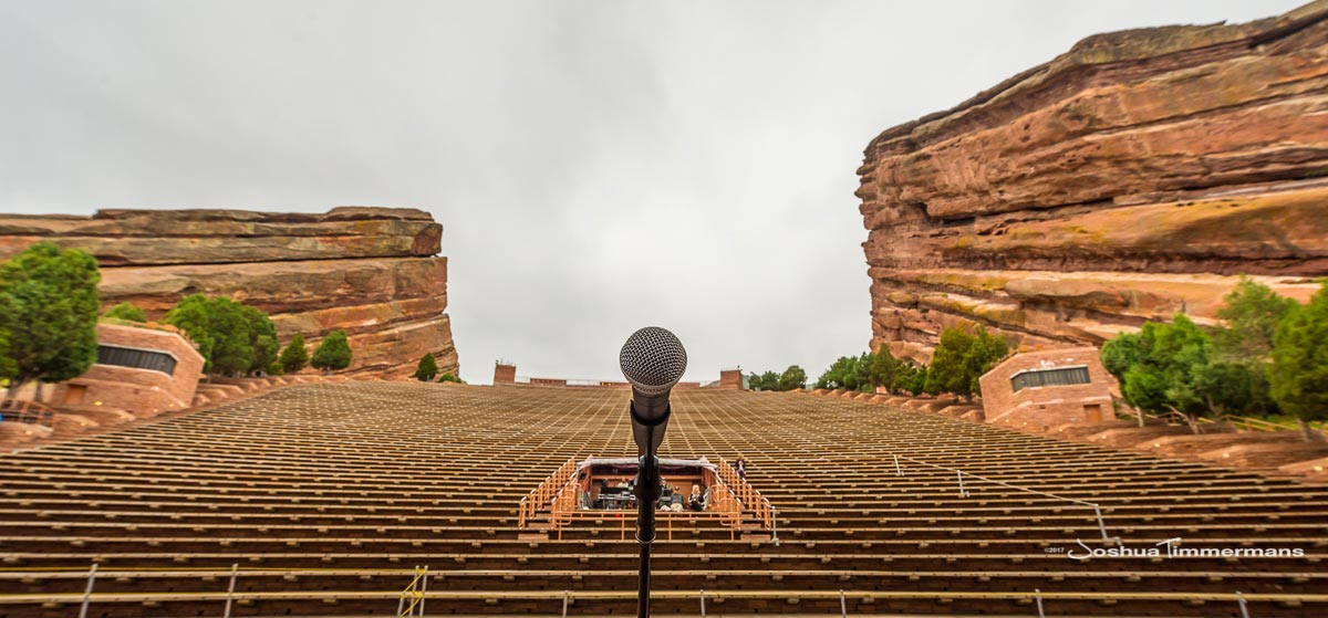 Early Bird Gets the Red Rocks Tickets!