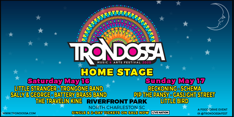 Home Stage Lineup Announced